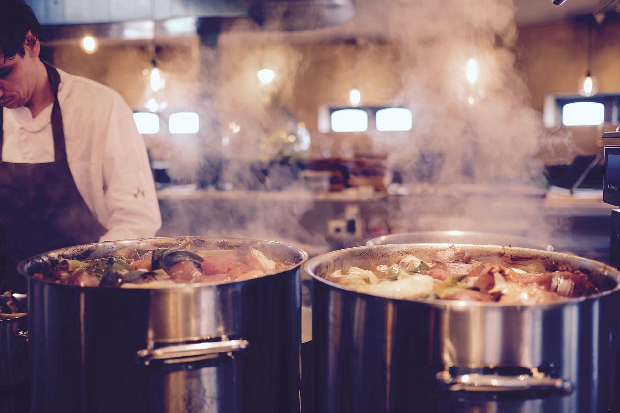 Urządzenia dla gastronomii: kocioł warzelny