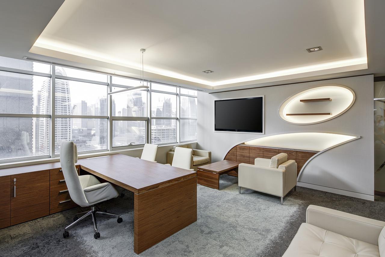 Ergonomiczny fotel biurowy – komfort pracy w biurze