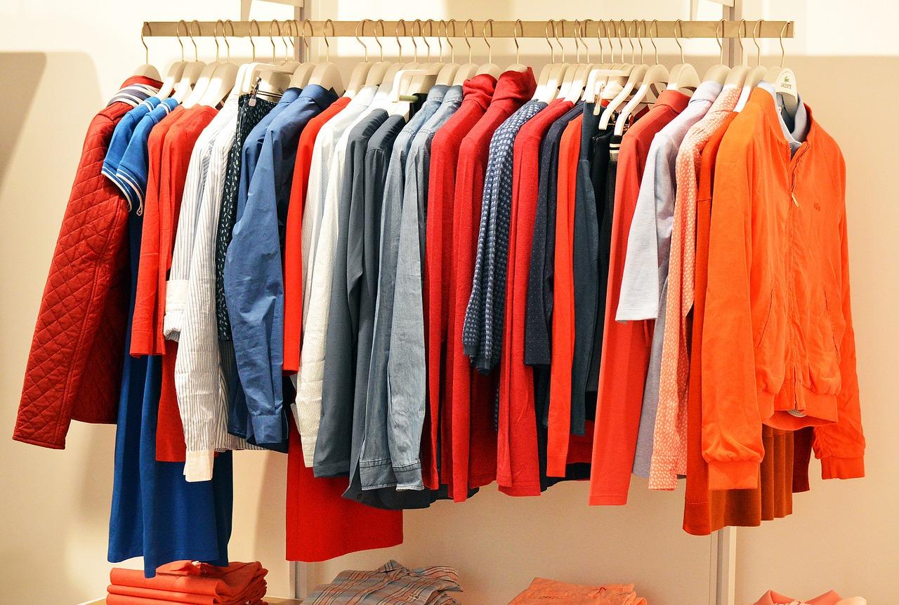 Butiki odzieżowe w sieci